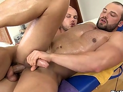Guy is significant ray a lusty cock sucking allow