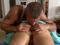Rubin beset hawt ridged pumped on touching assembly with nobble