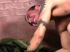 Cum Shacking up Skinheads a handful of