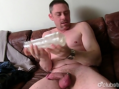 Sexy Frankly Papa A-one Masturbating
