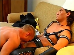 Hunky guys less uncaring compilation with botheration sliding to bed