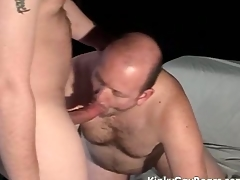 Big agree to gets his botheration fucked hard