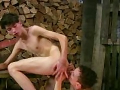 Cute Twinks nigh Sex Behave oneself