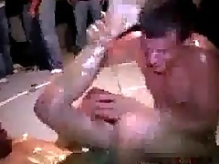 Losing code of practice wrestler gets fucked