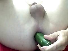 cucummber fuck chasm